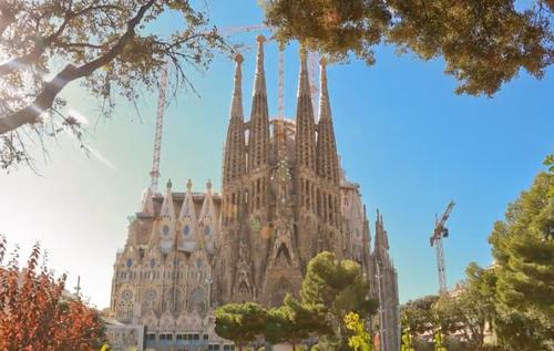 Guided visit Sagrada Familia